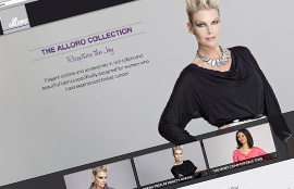Alloro-Collection-Company Website