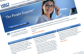 The Human Resources Organization-Corporate Website